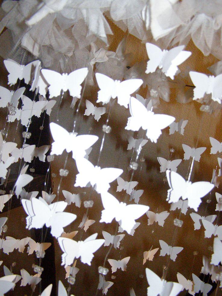 motýlků není nikdy dost