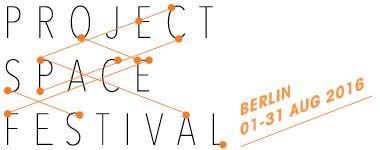 Jeden Tag ein Projektraum: das PROJECT SPACE FESTIVAL BERLIN 2016 geht in die…