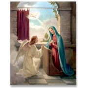 Mysteries of the Rosary Prints (HCMR) | Holy Cards & Prints - Catholic Heritage Curricula