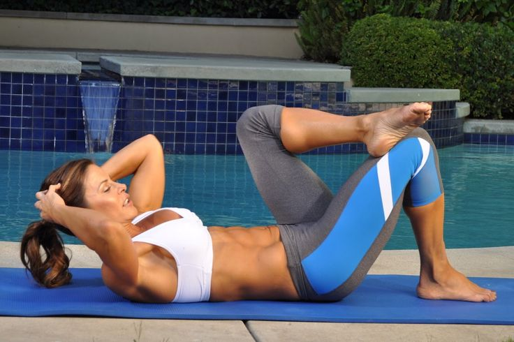 This is a great Intense Core Yoga 29 min for core ...you can do it right at home! Love it.