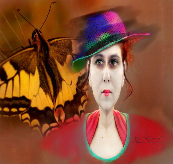 """Paź Królowej"" Maria Fior"