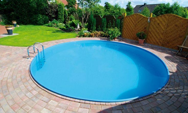 Samonosný bazén - Kruh