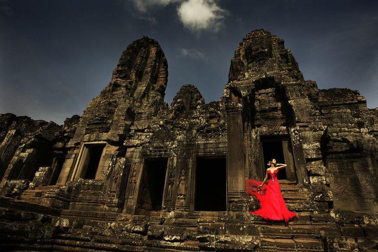 Chris Ling - Overseas photo shoot - Cambodia. #chrisling #photography #overseas #photo #photoshoot #cambodia
