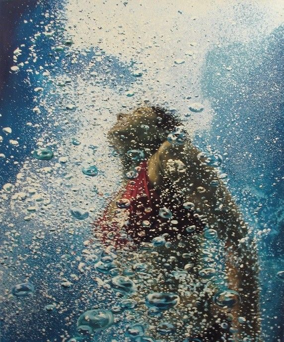 Realistic Underwater Paintings by Eric Zener - You Arts - Quora