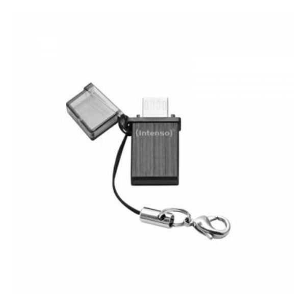 Memoria USB e Micro USB INTENSO 3524480 32 GB Nero INTENSO 21,19 € Se sei un appassionato d'informatica ed elettronica, ti piace stare al passo con la più recente tecnologia senza lasciarti sfuggire nessun dettaglio, acquista Memoria USB e Micro USB INTENSO 3524480 32 GB Neroal miglior prezzo.