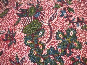 Batik Tulis Kebumen Jawa Tengah