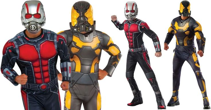 Nowadays, even parties for adults have themes as well and some even have a superhero theme. Thus, this Ant Man costume can be a great choice.