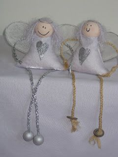And then I craft: Angels angels all around ...