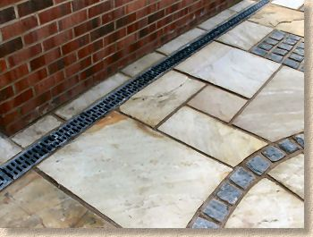 1000 drainage ideas on pinterest dry creek french for Patio drainage