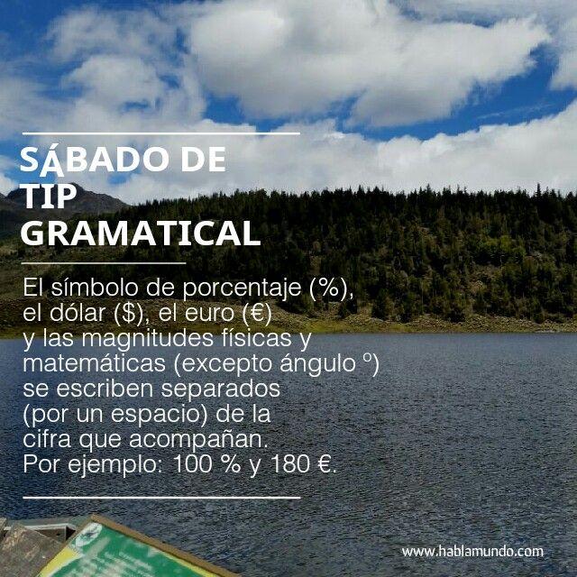 Lleva un diccionario cerca, usa las aplicaciones con corrector ortográfico, conoce los sinónimos. #Español #teach #ensinar #saturday #lake #spanish #grammar #read #learn