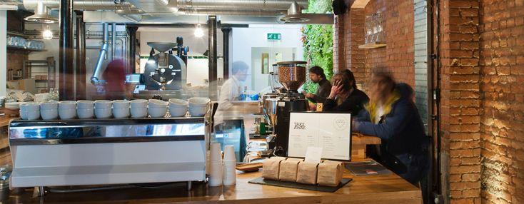 Workshop Coffee Company, 27 Clerkenwell Road, London, EC1M 5RN, United Kingdom