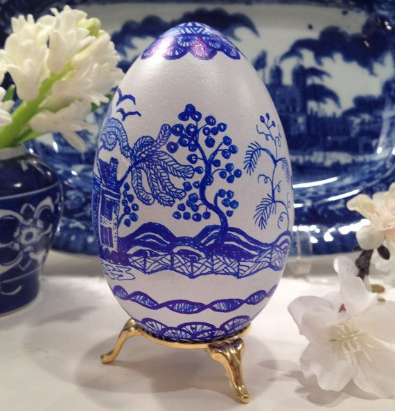 1445 Best Love Blue Willow And Cobalt Images On Pinterest