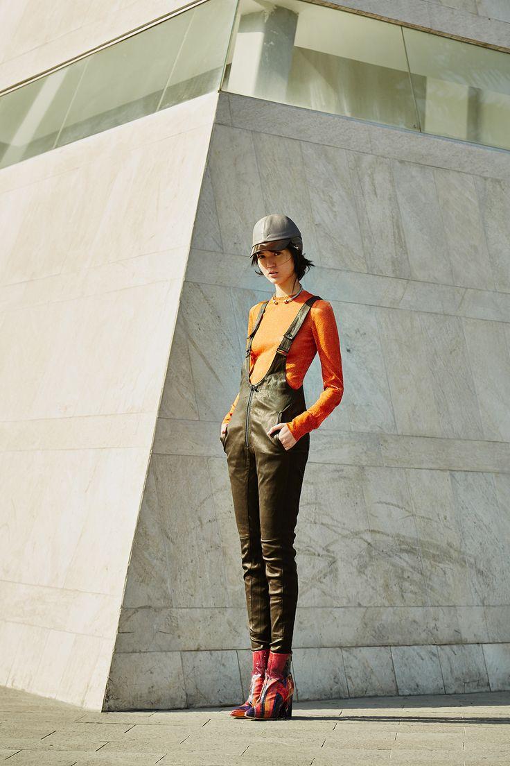 Nueva editorial de moda de H&M colección Studio F/W15