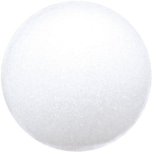 Amazon.com: Floracraft Styrofoam Balls Craft Supplies, 4-Inch, White, 3-Pack: Arts, Crafts & Sewing