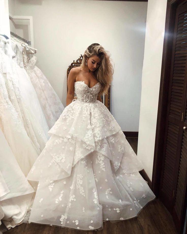 Vervollständigen Sie Ihre märchenhafte Hochzeit …