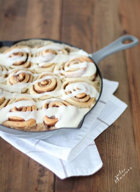 The BEST Cinnamon Rolls recipe | easy recipe in about an hour