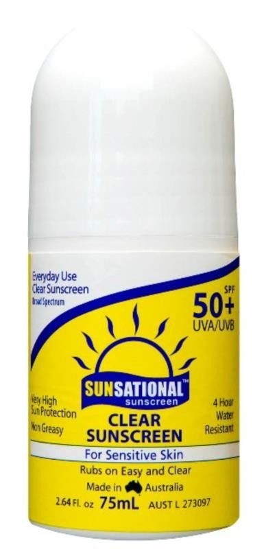 Buy Sunsational SPF50+ Sunscreen Roll On 75Ml by Lifestyle Parenting online and browse other products in our range. Baby & Toddler Town Australia's Largest Baby Superstore. Buy instore or online with fast delivery throughout Australia.