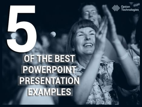 5 of The Best PowerPoint Presentation Examples  (ESPECIALLY #5)