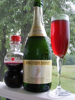 Pomosa - Love cocktails with sparkling wine