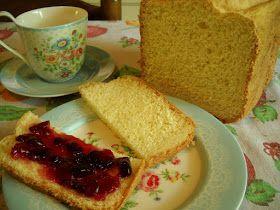 L'angolo della casalinga, ricette veloci e facili: Pan brioche per macchina del pane