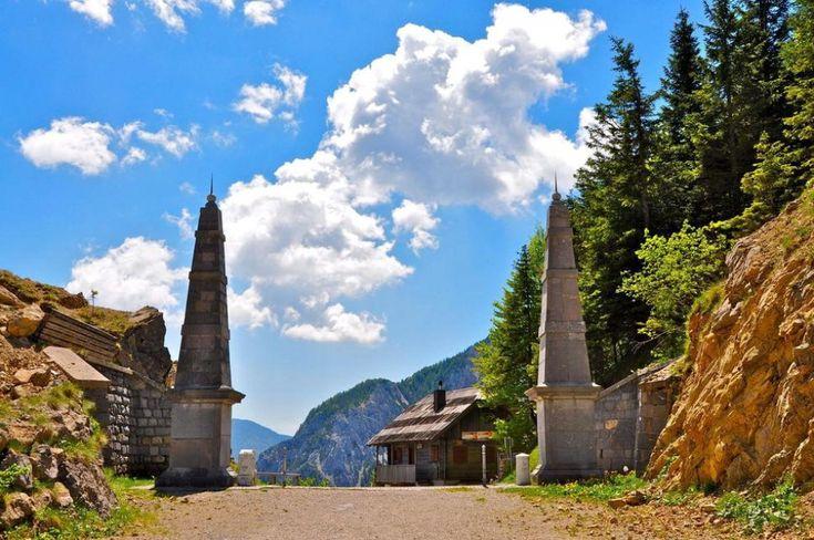 Confine tra Austria e Norvegia - #BORDERLINES