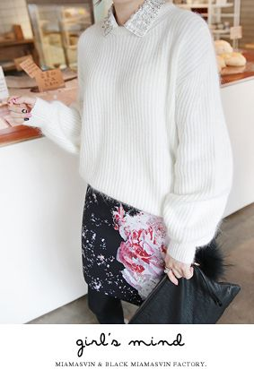 사랑산책 knit