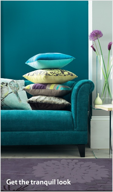 17 best images about teal lime green and purple living - Teal and purple living room ...