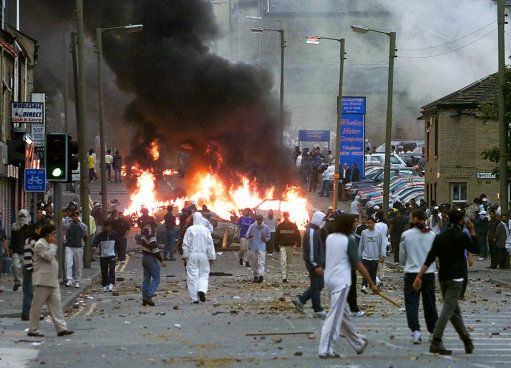 Bradford considered Britain's most dangerous city