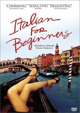 """Italian for Beginners"" (""Italiensk for begyndere""). One of the first commercially succesful movies from the director Lone Scherfig whom you might recognize as the woman who created ""An Education"" and ""One Day"". But this movie is in danish, nonetheless is it super charming, funny and feel-good in the purest sense of the word. And the numbers speak for themselves; the movie is one of the most watched movies of all time in danish movie history. Go join the club! <3 <3 <3 <3Begynder 2000, Beginnersdogm Film, An Education, Beginners 2000, Danishes Movie, Lonely Scherfig, Danishes Film, Black Comedy, Begynder Italian"
