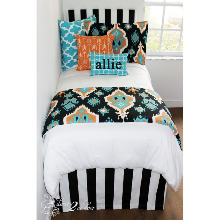 Dorm Room Bedding From Featuring Unique And Stylish Designs. Design Your  Own Dorm Room Bedding Or Select From One Of Our Designer Dorm Bedding Sets.