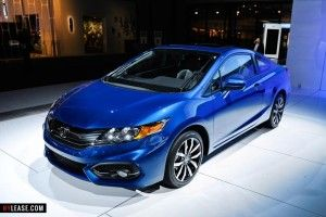 2014 Honda Civic Coupe Lease Deal - $179/mo ★ http://www.nylease.com/listing/honda-civic-coupe/ ☎ 1-800-956-8532  #Honda Civic Coupe Lease Deal