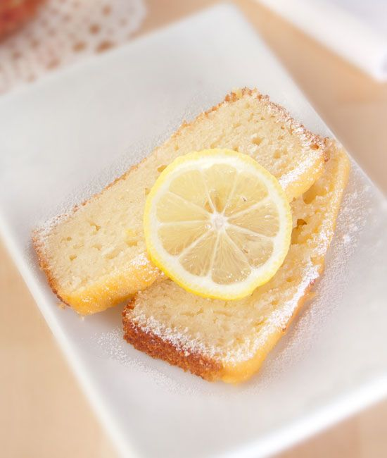 Sourdough Starter Pound Cake Recipe