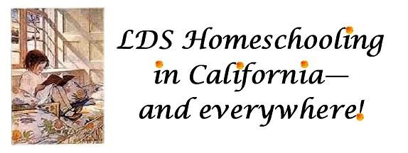 Homeschooling in California—and everywhere!  (Caution)This is a LDS site but has good information.
