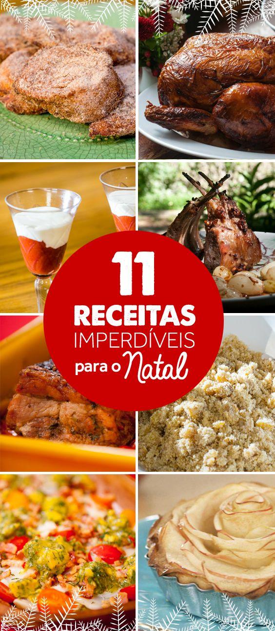 De Claude Troigois à Rodrigo Hilbert, veja receitas dos nossos melhores chefs para a comemoração