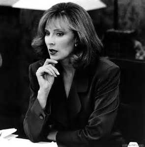 "gates-daily:  "" Gates McFadden as Diane Connors in 'Taking Care of Business.  """