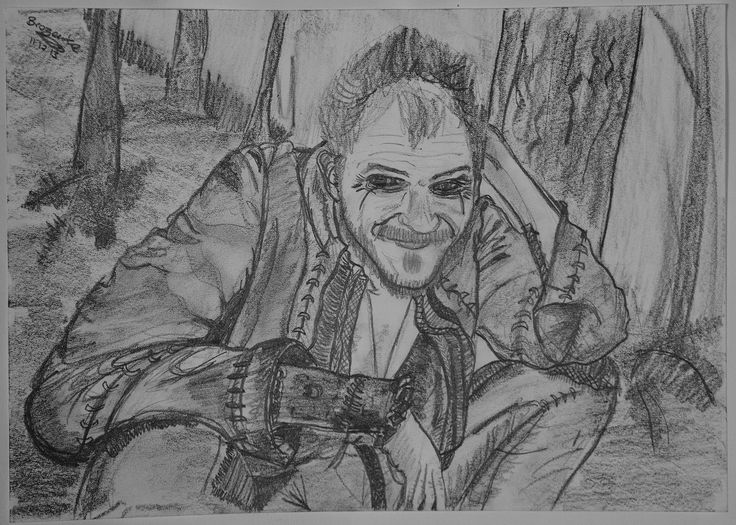 FLOKI sketch In the Moss https://www.facebook.com/inthemoss/