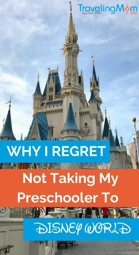 Tips for Taking your PreSchooler to Walt Disney World