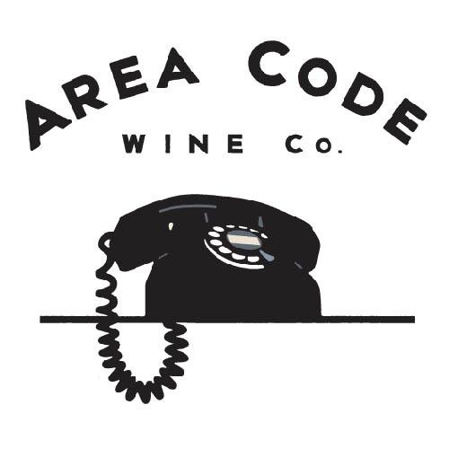 Logótipos Vintage - Area Code Wine Co.  - Michael Schwab