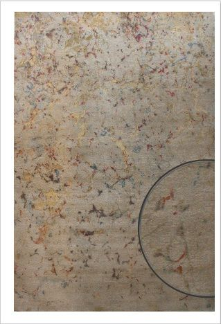 Luxurious new Indian contemporary rug for clearance in Melbourne  #melbourne #indian #contemporary #rug #sale