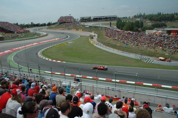 Circuit de Catalunya, Spanish GP