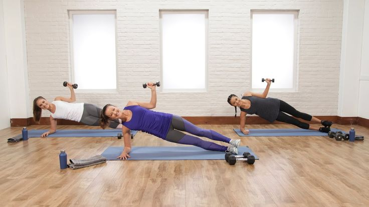 Torch 300 Calories in 30 Minutes With This Cardio Boot Camp | Class FitSugar - YouTube