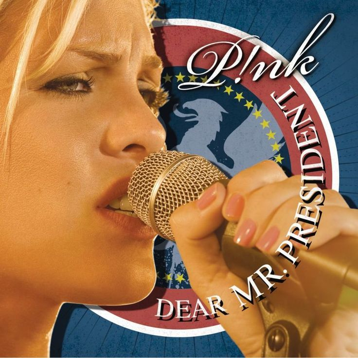 Who Knew (Live From Wembley Arena London England) by P!nk - Dear Mr. President