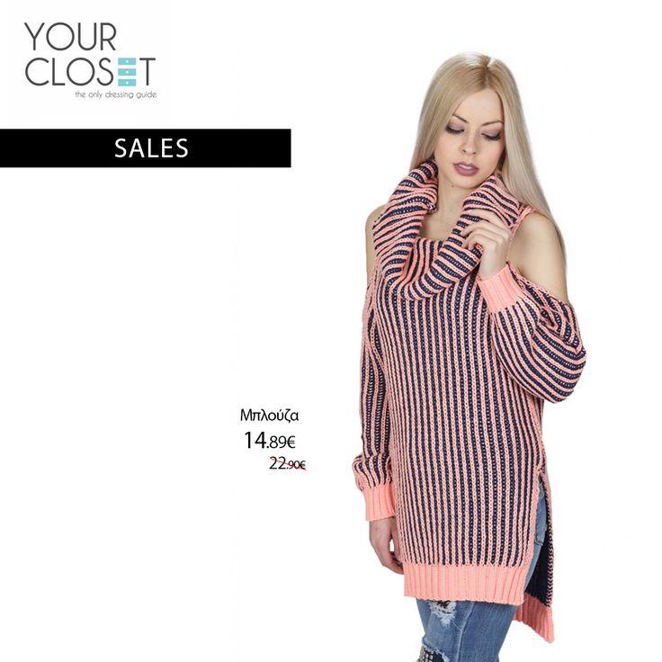 Τα #πλεκτά σε ζωηρές αποχρώσεις είναι το #must-have κομμάτι της #season! Μπλούζα 🔎: 1451 #fashion #fashionlover #getthelook #lookoftheday #knit #knitwear #autumn #winter #newcollection #sales #woman #womanstyle #fashionblog #fashionblogger #newcollection #womenswear #bestoftheday #fashionista #fashionaddict