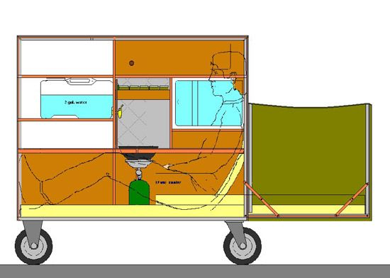 Mobile Survival Shelters : Best images about portable homeless shelter on