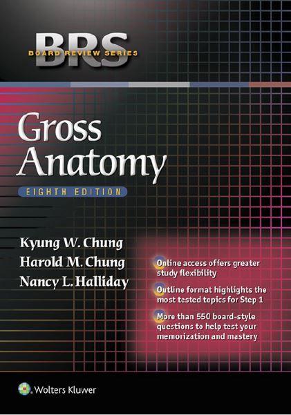 BRS Gross Anatomy - 8th edition --- mebooksfree.com