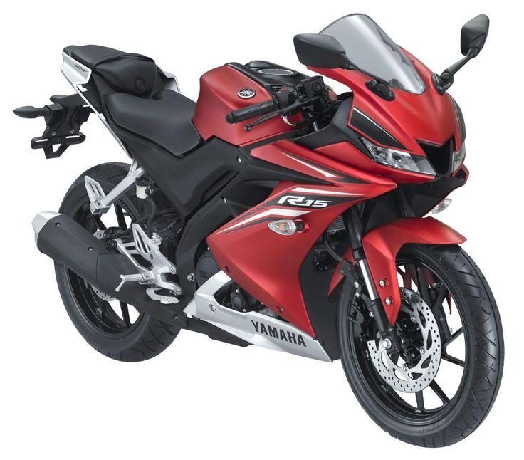 All New R15 Matte Red Jpg 1280 1125 Motocicletas Deportivas