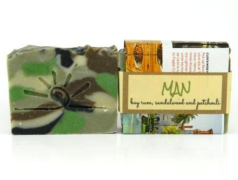 Forest - Oak Moss & Amber Handmade Soap – Good Day Sunshine Store