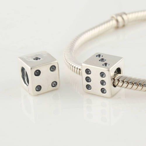 100% 925 чистое серебро бусины кости подвески LW125 подходит пандора браслет своими руками решений ювелирные изделия для женщины