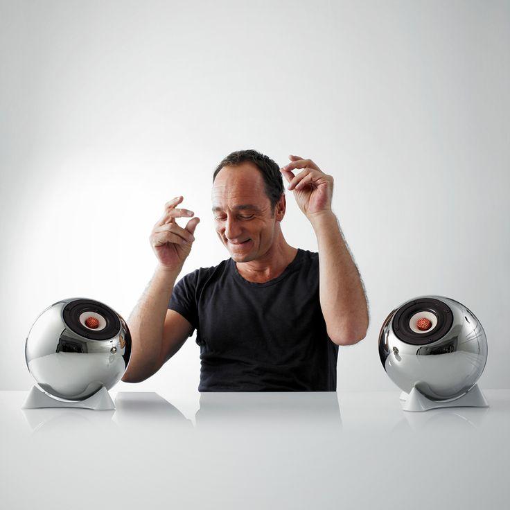 mo° sound: Die schönsten Lautsprecher der Welt in Kugelform | creme wien