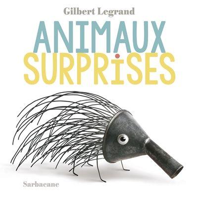 Un imagier qui détourne des objets courants pour les transformer en animaux.